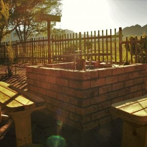 Rosenview Braai Facilities