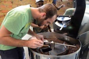 Legado coffee roasters